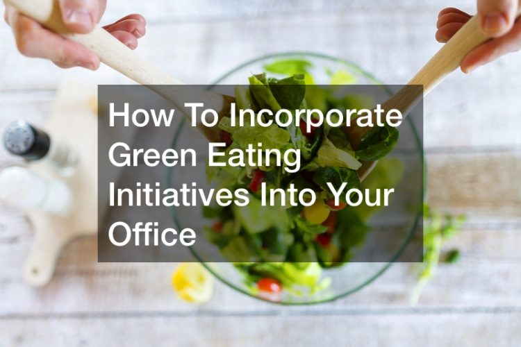 What is eating green